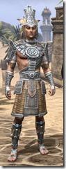 Elder Argonian Iron - Male Front