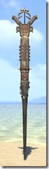 Grave Stake, Large Fearsome 1