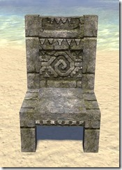 Murkmire Chair, Engraved 1