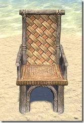 Murkmire Chair, Woven 1