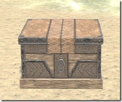 Murkmire Trunk, Leatherbound 1