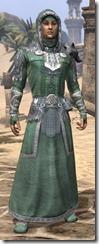 Silver Dawn Homespun - Male Robe Front
