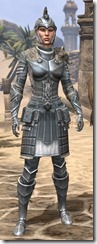 Silver Dawn Iron - Female Front