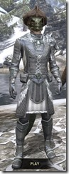 Silver Dawn Rawhide - Argonian Male Front