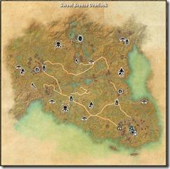 Sweet Breeze Overlook Map