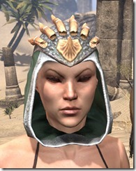 Dead-Water Homespun Hat - Female Front