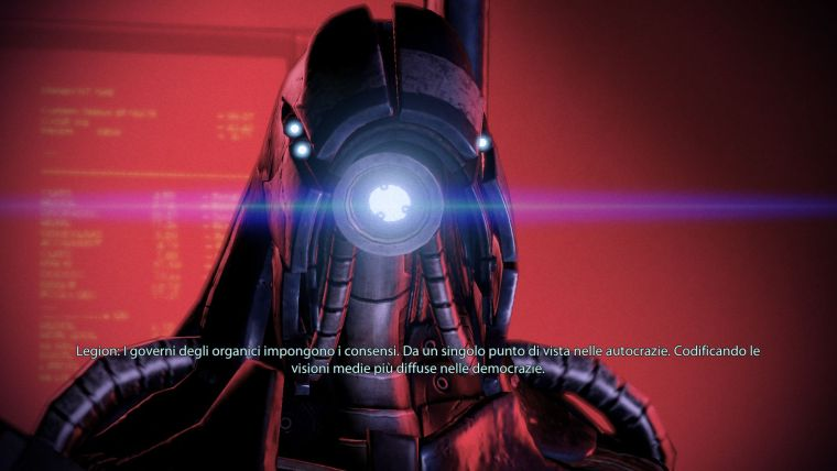 Legion says