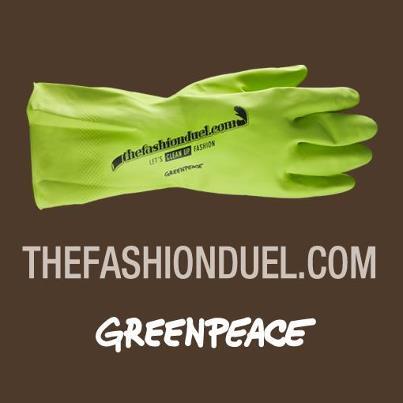 Abbiglimento verde?