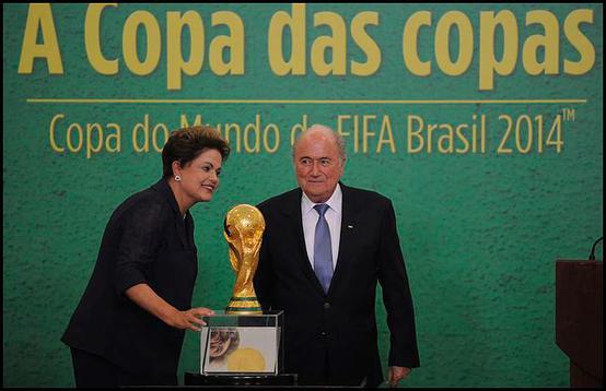 La faccia oscura di Brasile 2014