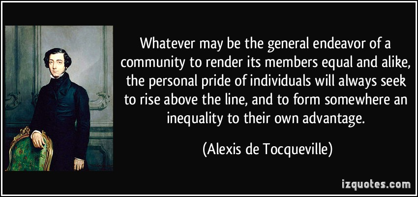 Alexis de Tocqueville - La Democrazia in America