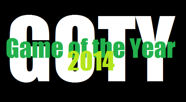 The Games of the Year 2014