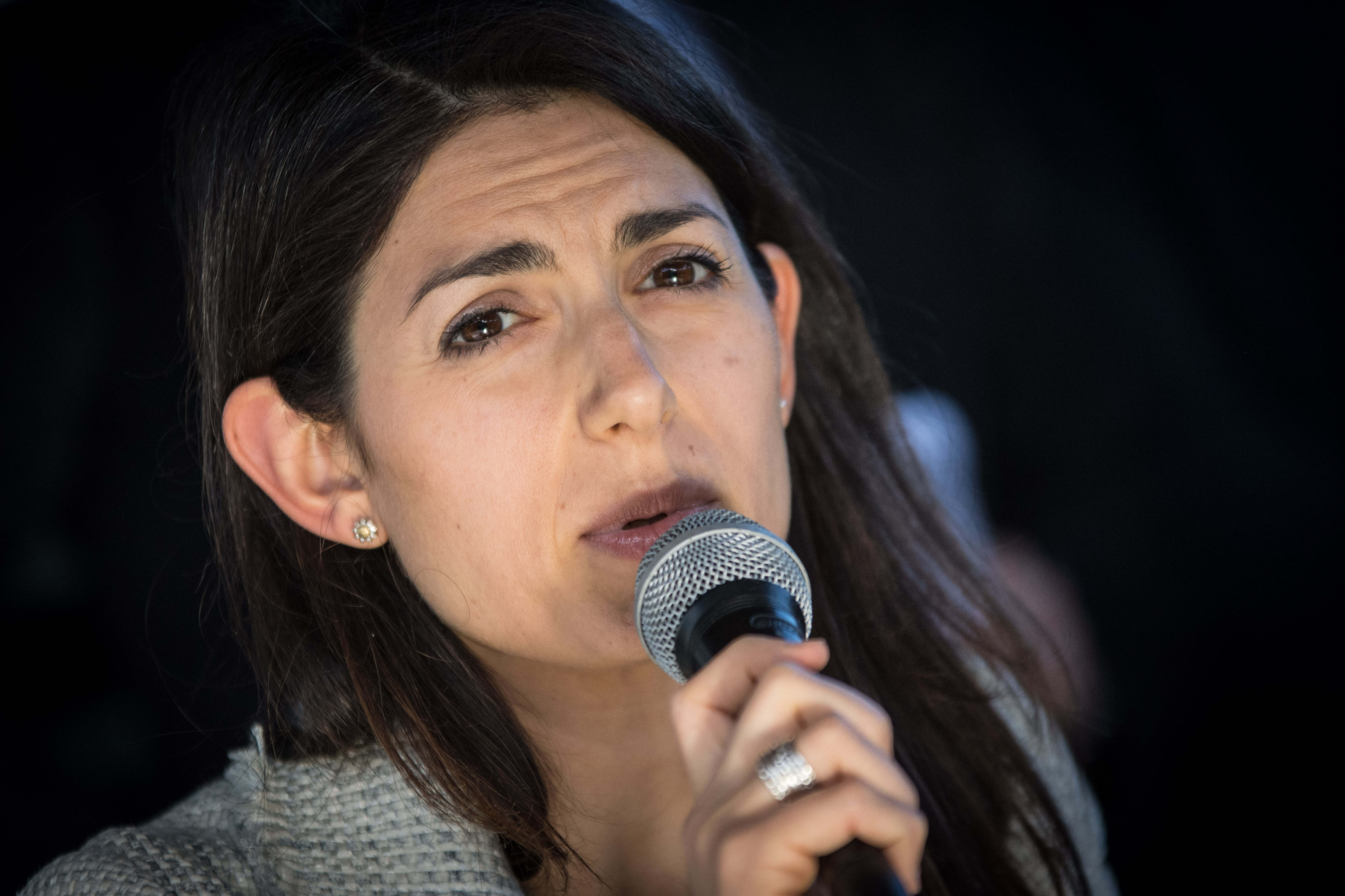 Italy: Rome's mayoral candidates debate