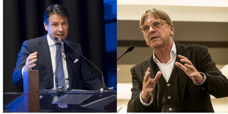 Lettera aperta a Guy Verhofstadt