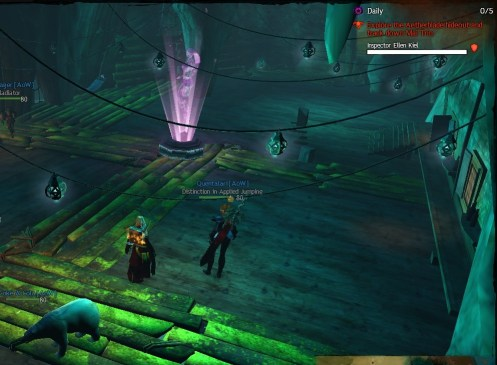 Did we randomly wander into SWTOR??