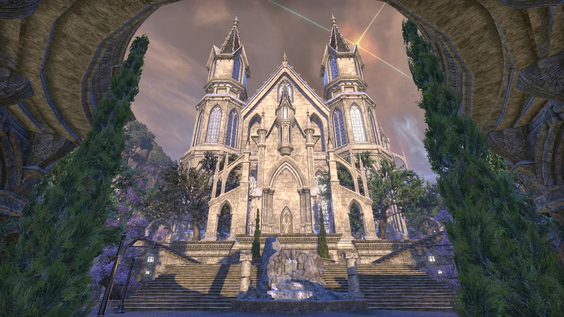 Grand Psijic Villa House Preview – MMO Bits