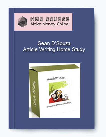 sean d'souza – article writing home study Sean D'Souza – Article Writing Home Study [Free Download] Sean D   Souza     Article Writing Home Study
