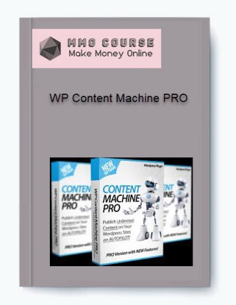 wp content machine pro - WP Content Machine PRO - WP Content Machine PRO [Free Download]