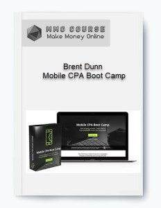 brent dunn – mobile cpa boot camp - Brent Dunn     Mobile CPA Boot Camp - Brent Dunn – Mobile CPA Boot Camp [Free Download]