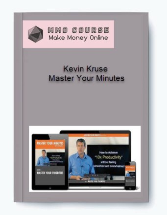 kevin kruse – master your minutes - Kevin Kruse     Master Your Minutes - Kevin Kruse – Master Your Minutes [Free Download]