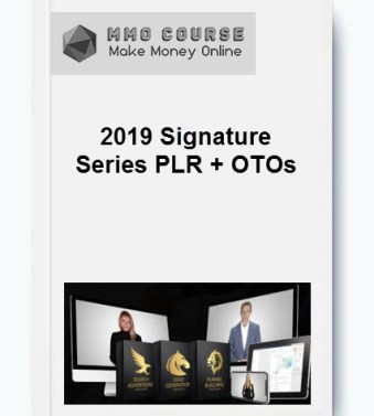 [object object] Home 2019 Signature Series PLR OTOs