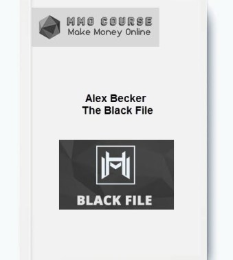 [object object] Home Alex Becker The Black File