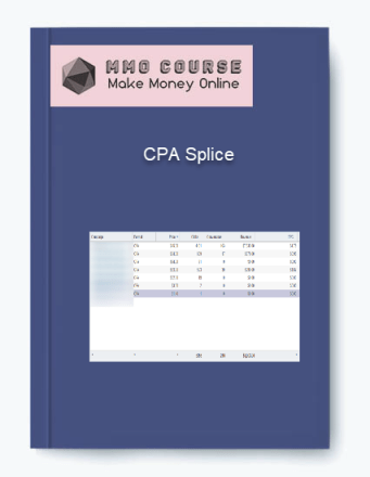 cpa splice - CPA Splice - CPA Splice [Free Download]
