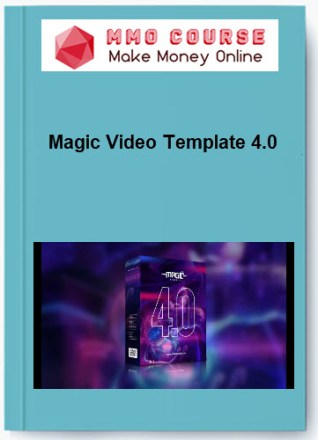 magic video template 4.0 - Magic Video Template 4 - Magic Video Template 4.0 [Free Download]