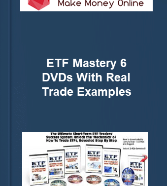 [object object] Home ETF Mastery 6 DVDs With Real Trade Examples