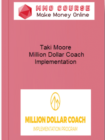 [object object] Home Taki Moore     Million Dollar Coach Implementation