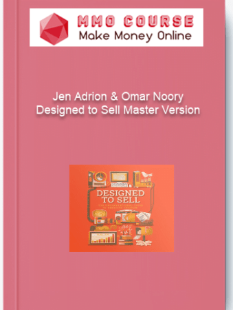 [object object] Home Jen Adrion Omar Noory Designed to Sell Master Version