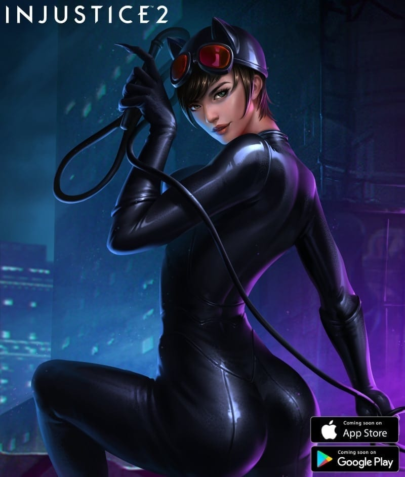 Injustice 2 Mobile Pre Register Now To Obtain Exclusive