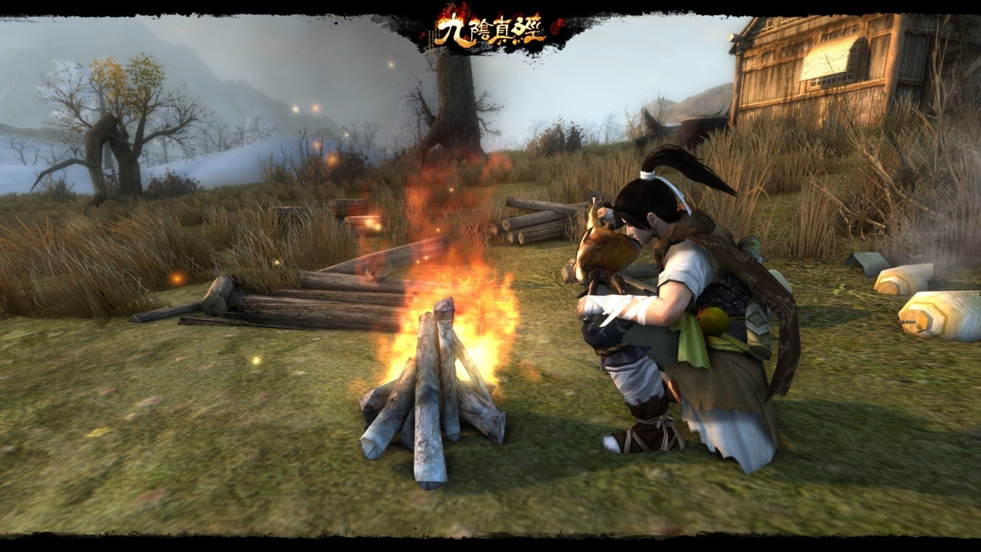 Age Of Wushu New 50 Player Battle Royale Mode Added In