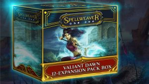 Spellweaver - Valiant Dawn Expansion Box