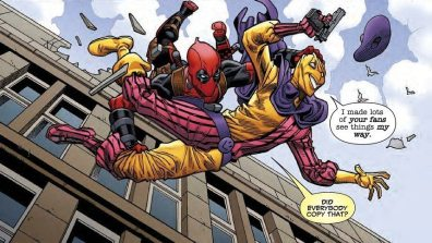 Deadpool and Madcap