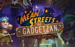 Hearthstone Mean Streets of Gadgetzan