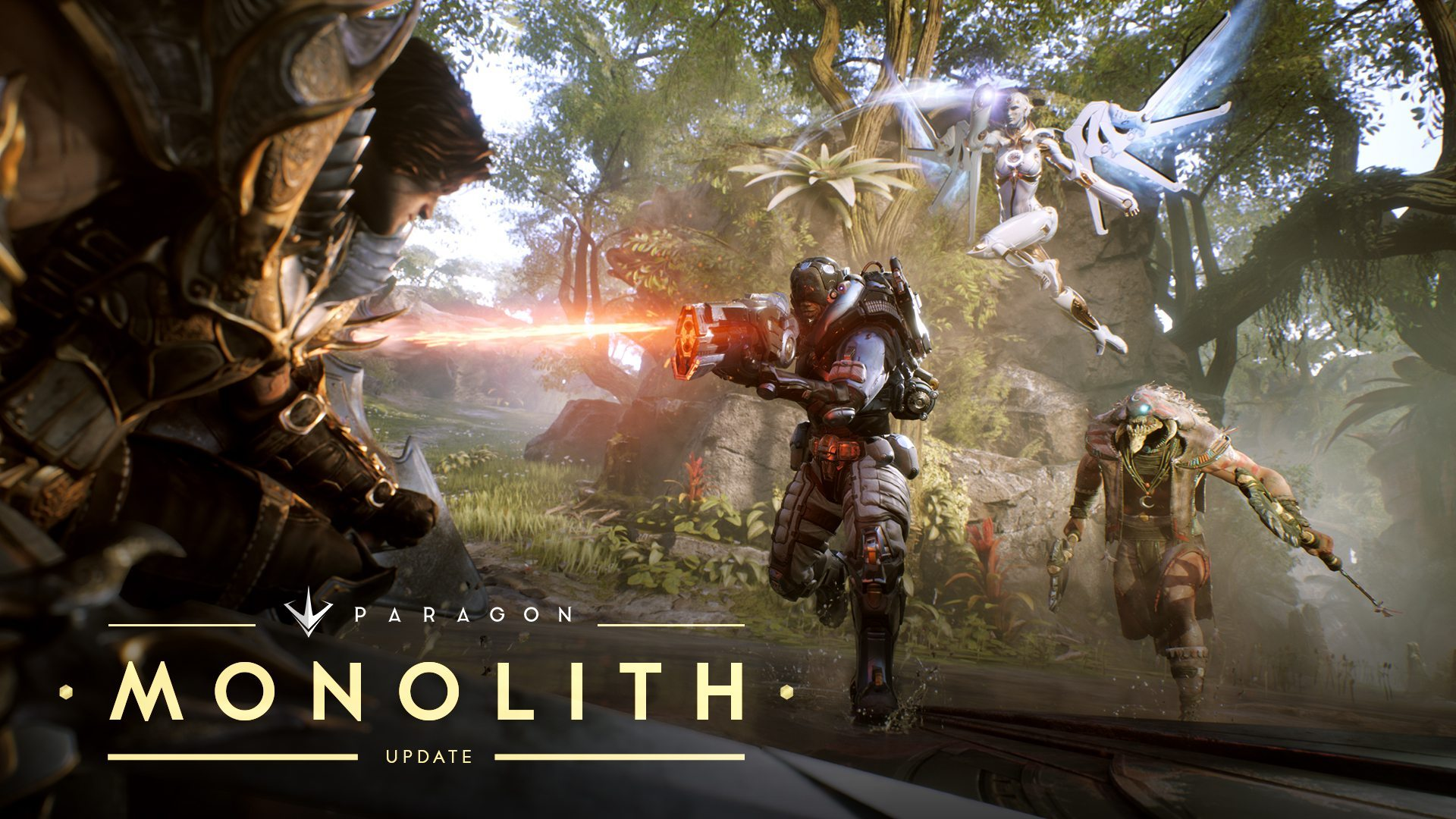 Major New Paragon Monolith Update Now Available To Download