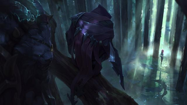 League Of Legends Patch Notes