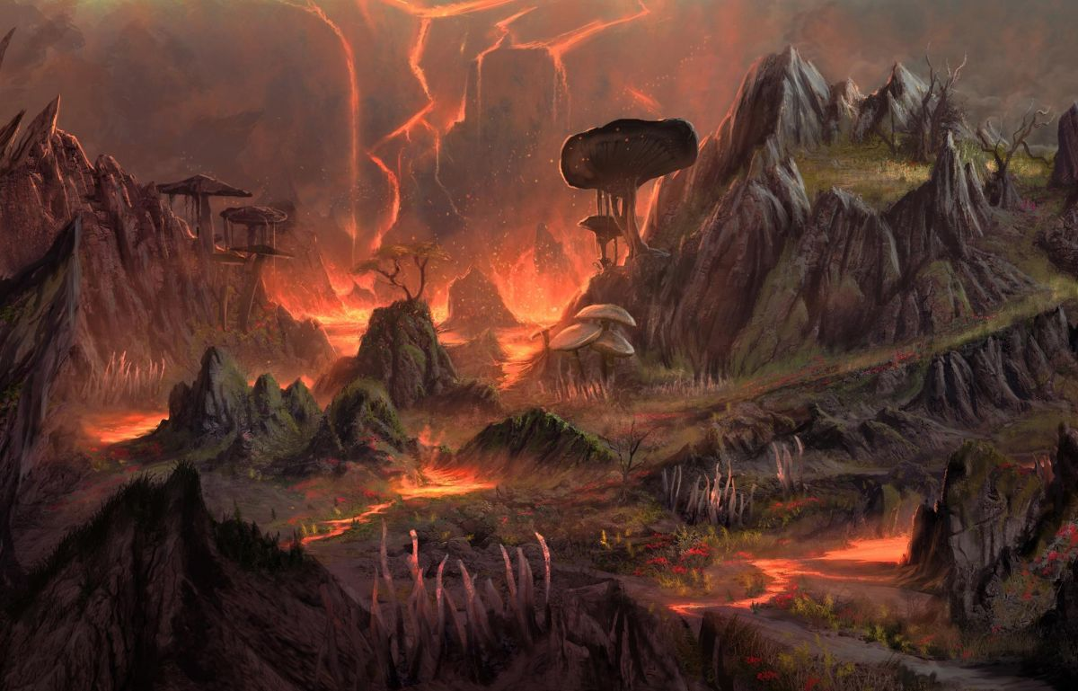 First Elder Scrolls Online Morrowind Gameplay Footage Revealed