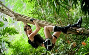 Cosplay Showcase – Lara Croft