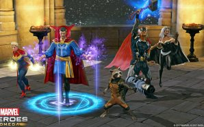 Marvel Heroes Omega Is Coming To Xbox One And PS4