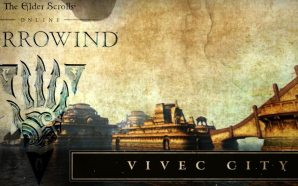 The Elder Scrolls Online Morrowind Vivec City
