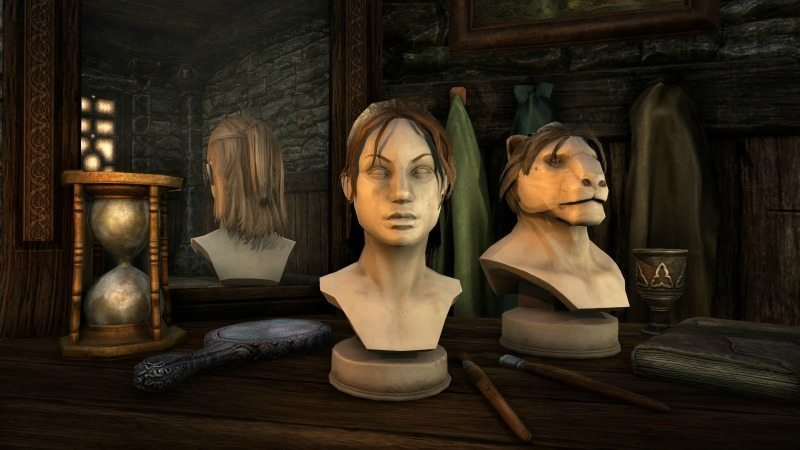 The Elder Scrolls Online Hairstyle Casual Rascal