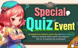 Summoners War Announces Special Quiz Event