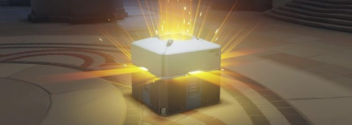 Overwatch lootboxes