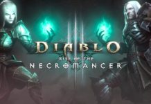 Diablo III 3 Rise of the Necromancer