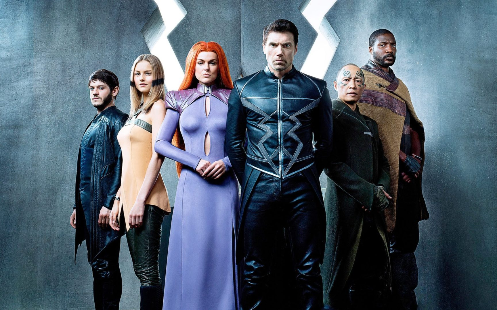 'Inhumans' Star Henry Ian Cusick On Releasing The Series In IMAX