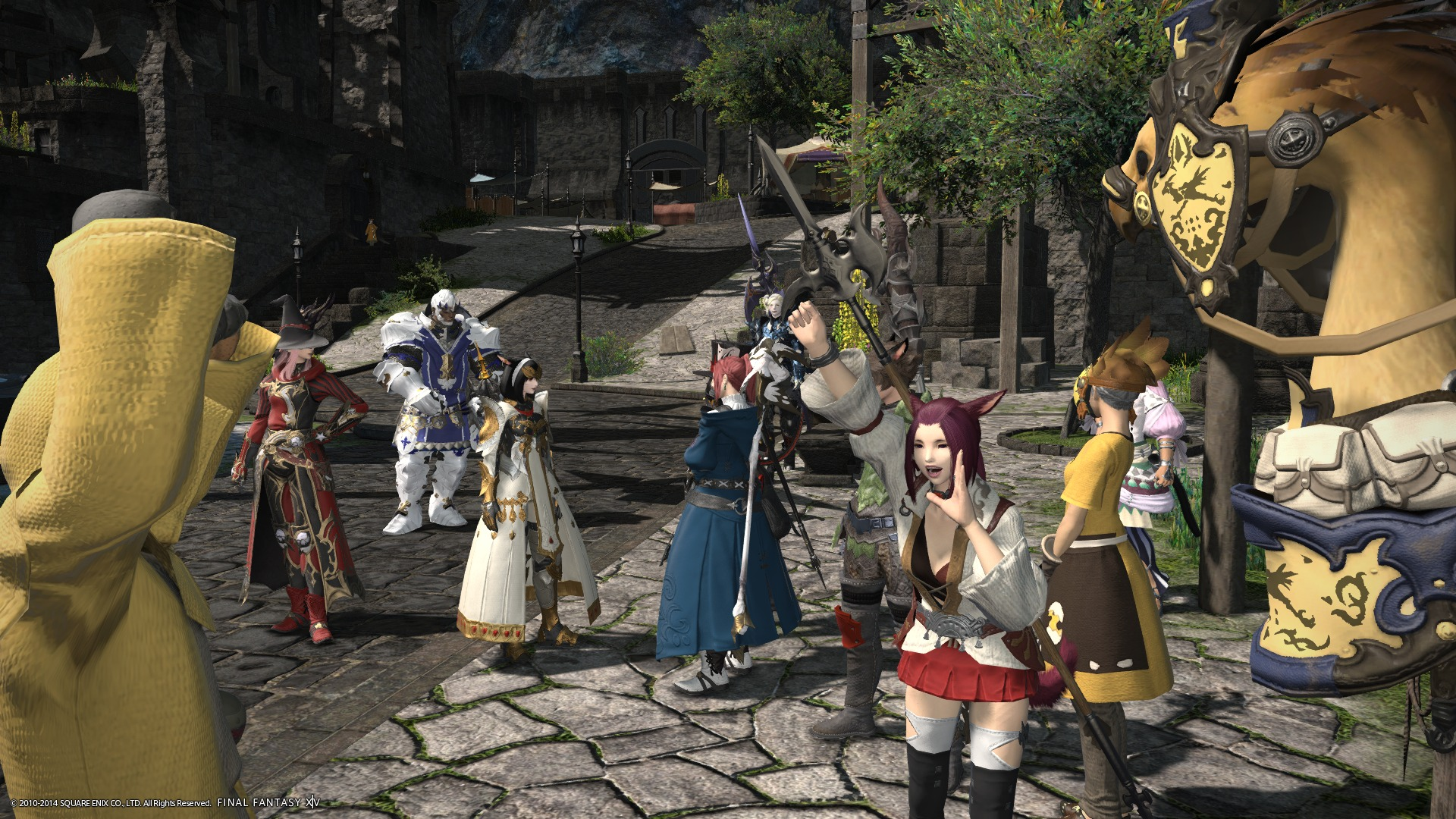 FFXIV: Trial Characters Eventually Expire | MMO Fallout