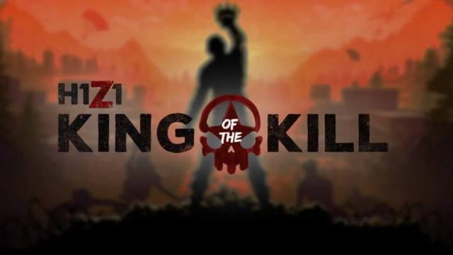 H1Z1: King of the Kill — начинается бесплатная неделя!