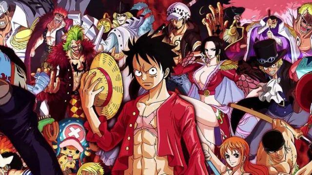 One Piece World Seeker — экшен в открытом мире!