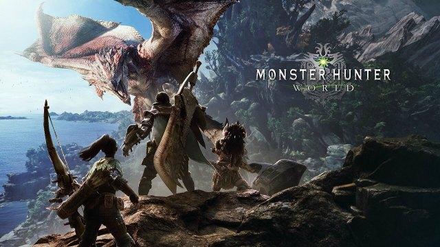 Компания Capcom поделилась деталями грядущего открытого бета-тестирования кооперативного экшена Monster Hunter: World.
